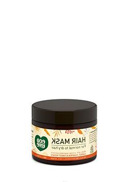 100% Vegan hair mask by ecoLove | 17.6 oz. | Organic carrot,