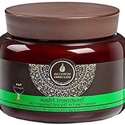 18.6 Oz Moroccan Gold Series Treatment Mask Dry/Damaged Hair