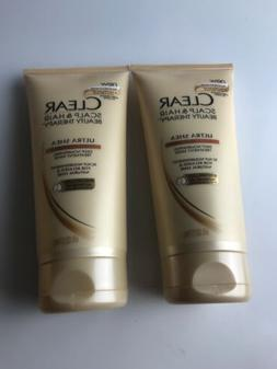 2 x Clear Scalp & Hair Ultra Shea Deep Nourishing Treatment