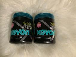 2 x Novex Mystic Black Deep Hair Mask  3.5 oz