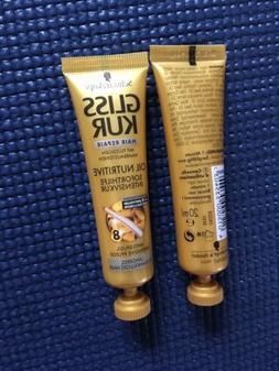 2x Schwarzkopf Gliss Kur Oil Nutritive Intensive Hair Treatm