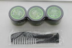 3 WEN Bamboo Green Tea RESTORATIVE ReMoist Hair Mask 4 oz EA