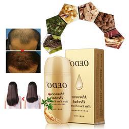30ml Morocco Herbal Ginseng Hair Care Essence Powerful Hair