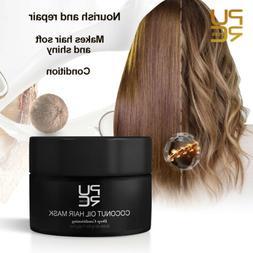 50ml PURC Coconut Oil Hair Mask Deep conditioning Non-Steami