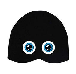 Cartoon Lovely Winter Eye Mask Nightcap Shading Warmth Sleep