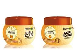 Garnier: Restorative Hair Mask for Brittle Hair, with Honey,