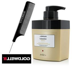 Goldwell Kerasilk CONTROL Intensive Smoothing Mask with bril