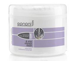 Linange Milk and Keratin Mask 500ml; Softening, Strengthenin
