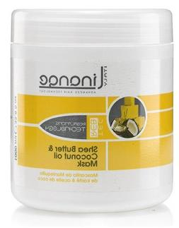 Linange Shea Butter and Coconut Oil Mask 1000ml; Softening,