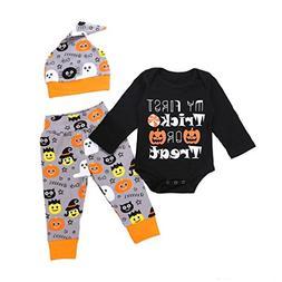 MOONHOUSE Halloween Infant Toddler Girls Boys❤️❤️ Le