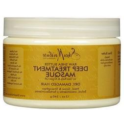 Shea Moisture Raw Shea Butter Deep Treatment Masque with Sea
