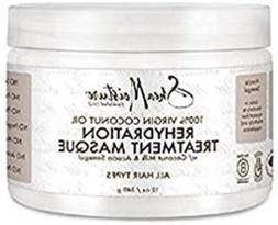 SheaMoisture 100% Virgin Coconut Oil Rehydration Masque 12oz