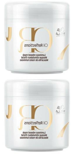 Wella Oil Reflections Luminous Re-boost Mask, 5.07 Ounce