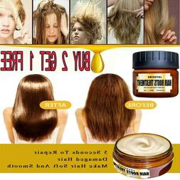 Advanced Molecular Hair Roots Treatment Repair Hair Bouncy M