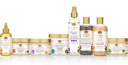 African Pride Moisture Miracle Natural Hair Care Collection