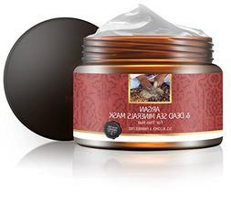 Argan & Dead Sea series Argan Moroccan Oil Mask Hair Rehabil
