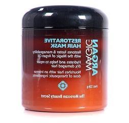 ARGAN MAGIC Restorative Hair Mask - Protein-Rich Conditionin