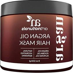 ArtNaturals Argan Oil Hair Mask -  - Deep Conditioner - 100%
