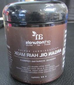 Artnaturals Argan Oil Hair Mask 8oz 226g PREMIUM HYDRATING F