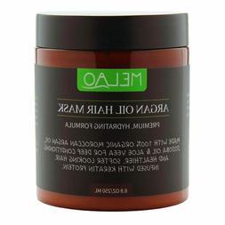 Argan Oil Hair Mask - Deep Conditioner 100% ORGANIC - Repair