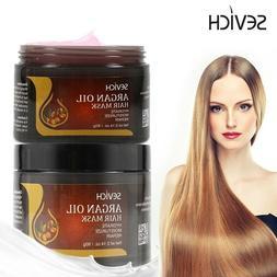 Argan Oil Treatment Mask 5 Seconds Hair Care Repairs Damage