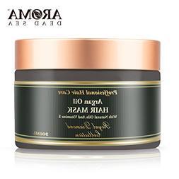 Aroma Premium Natural Hair Mask - Argan Oil Hair Mask - 26 D