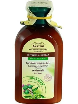 """Green Pharmacy"" balsam mask with burdock oil against hair l"