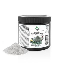 Face Mask with Indian Cleaning Clay – 16oz Bentonite Powde