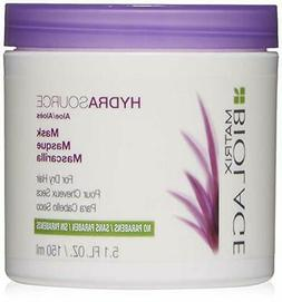 biolage hydrasource hair mask for dry hair