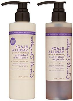Carol's Daughter Black Vanilla Hair Care Gift Set for Dry/Du