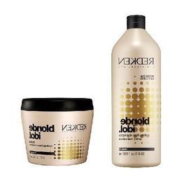 Redken Blonde Idol Shampoo 33.8 oz & Mask 8.5 oz