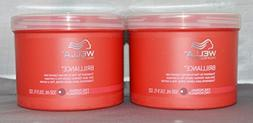 Wella Brilliance Treatment For Fine To Normal Colored Hair 1