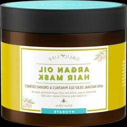 Calily Life Organic Argan Oil Hair Mask With Dead Sea Minera