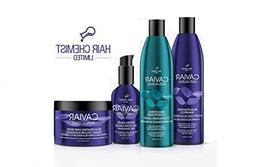 Hair Chemist Caviar COMBO: Rejuvinating Shampoo 10 oz. + Con