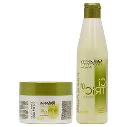 Salerm CiTric Balancing Shampoo & Mask 250ml Duo
