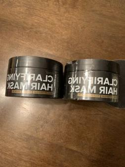 Xtava Clarifying Clay Hair Mask with Argan Oil - 8 OZ Hair T