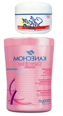 Kanechom Hair Treatment With Ceramidas 1kg + Silicon Mix Tre