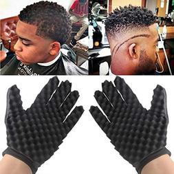 Tpingfe Fashion Curls Coil Magic Tool Wave Barber Hair Brush