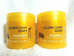 Alea Damaged Hair Mask with Argan Oil Mask-13.5oz/400ml- 2 U