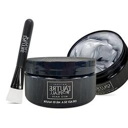 Dead Sea Mud Mask with Face Brush by L'AUTRE PEAU - Imported