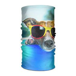 Dog Wearing Sunglasses Funny Duck Toy Unisex Fashion Quick-d