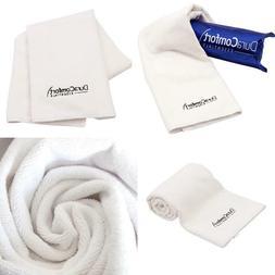 Duracomfort Essentials Super Absorbent Anti-Frizz Microfiber