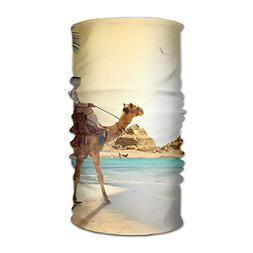 Egypt Desert Camels Coast Ships Sailing Unisex Fashion Quick