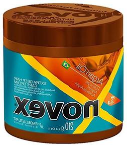Embelleze Novex Argan Oil Deep Conditioning Hair Mask 7.4 oz