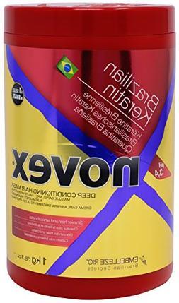 Embelleze Novex Brazilian Keratin Deep Conditioning Hair Mas
