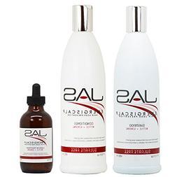 JAS Emergiscalp Hair Loss Prevention All in 1 Combo