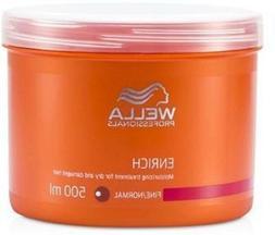 Wella Enrich Moisturizing Treatment for Dry & Damage Hair Ma