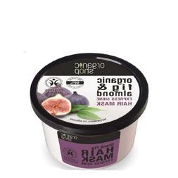 Organic Shop Express Shine Hair Mask Greek Fig and Almond Pa