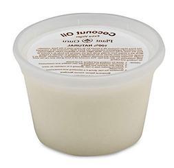 Extra Virgin Coconut Oil 16 oz. 100% Pure Unrefined Cold Pre
