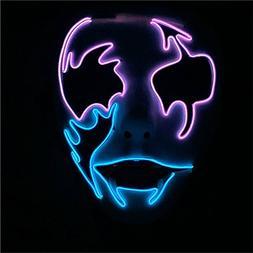 Face mask Shield Veil Guard Screen Domino False Front Cold L